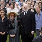Duchess Kate, Tess Benger as Anne, Kristian Truelsen as Matthew, Prince William