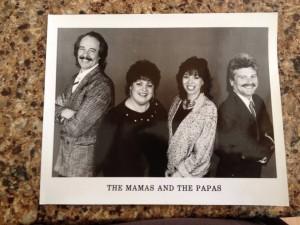 mamas and papas memorabilia