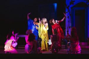 Mamma Mia, Jenni Burke, Blythe Wilson, Jackie Mustakas